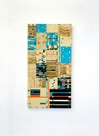 richardpearse2011_naki #wood #panel #art