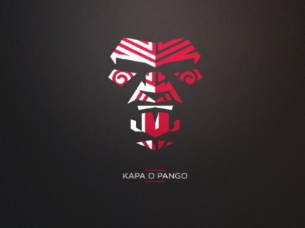 HAKA POSTERS Field Theory #tiki #graphic #hula #branding
