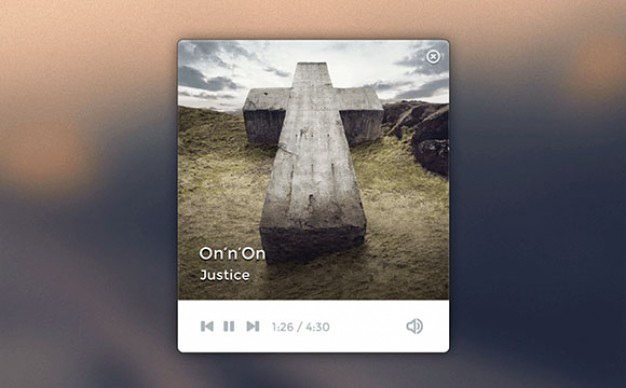Minimal music player psd Free Psd. See more inspiration related to Music, Psd, Minimal, Player, Horizontal, Little and Designed on Freepik.