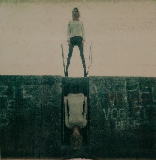 Dario Torre | Art Sponge #sponge #polaroid #dario #photography #torre #art