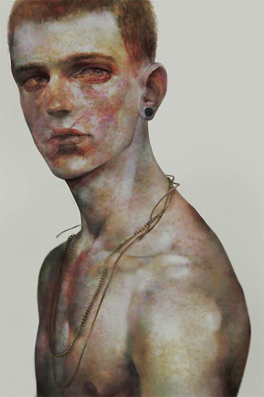 非: Photo #skin #portrait #xhxix