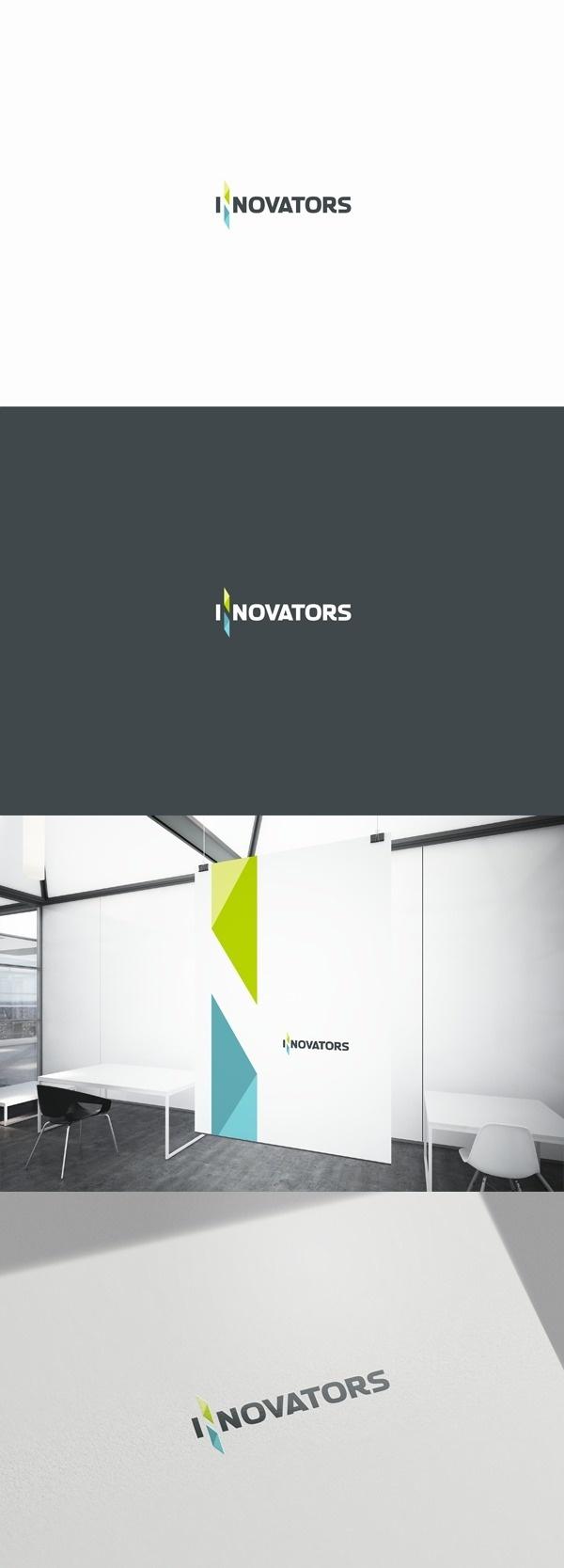 Innovators #logo #white #space