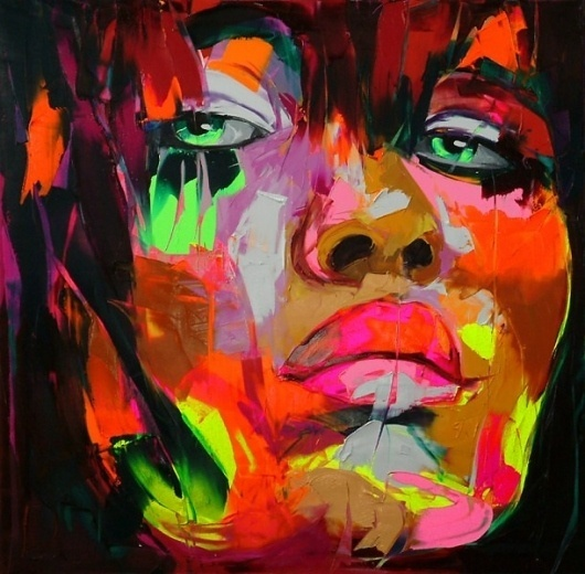 Françoise Nielly - Artist :: Gallery #francoise #nielly #painting