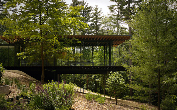 Glass/Wood House #glass #wood #architecture #home