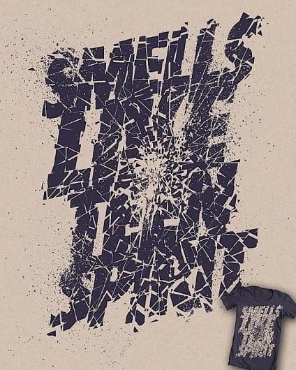 Typography Mania #128 | Abduzeedo | Graphic Design Inspiration and Photoshop Tutorials