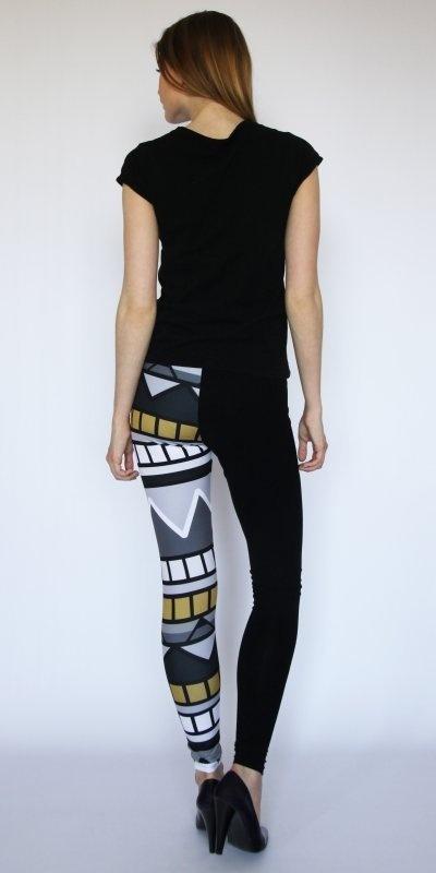 ONE SIDE AZTEK Ubrania DecoBazaar #fashion #aztec #pattern #leggins