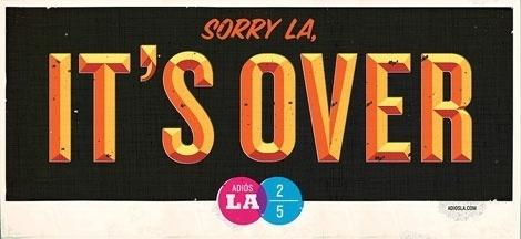 grain edit · Jon Jackson / Adios LA #vintage #typography