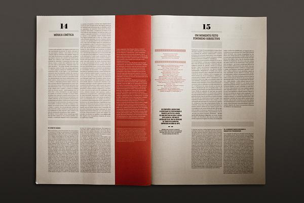 The Jazz 09 Journal on Behance