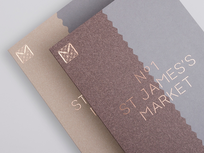 ST JAMES'S MARKET #covers #paper #dnandco