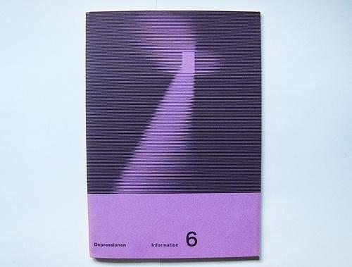 » geigy. das bild der depression Flickrgraphics #graphic design #book cover
