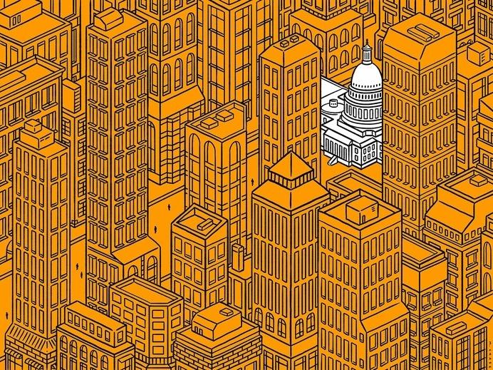 Fast Company - Matt Chase | Design, Illustration #illustration #editorial