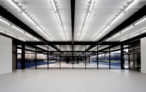 Daily Icon #van #der #rohe #architecture #mies