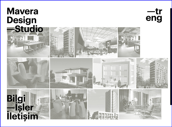 Mavera Design Studio on Behance #layout #design #web