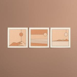 'Tranquility' Print Series