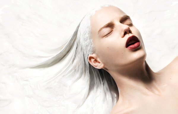 KATARINA HAKANSSON | LUST NATION #inspiration #white #girl #katarina #photo #lust #nation #paint #photography #fashion #hakansson