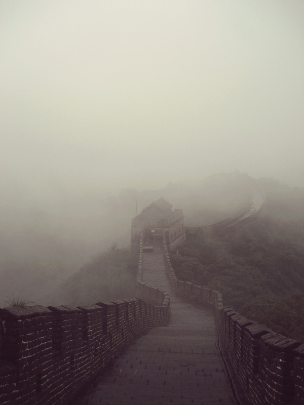 Photographic Inspiration on the Behance Network #clouds #fog #mist #chinese #photography #china #passport