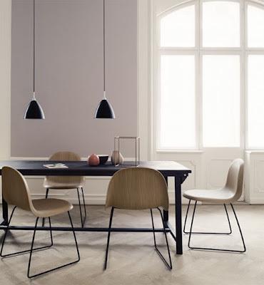 The Design Chaser: Gubi | Superior Styling #interior #design #deco #table #decoration