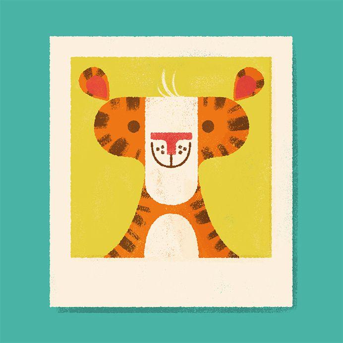 Personal • Wild Polaroids - Lydia Nichols Illustration