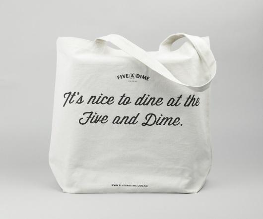 Five & Dime #bag #type #fivedime