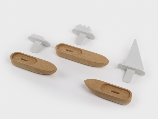 BIG-GAME #cork #plastic #boat