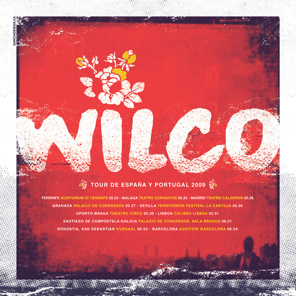 GigPosters.com Wilco #poster