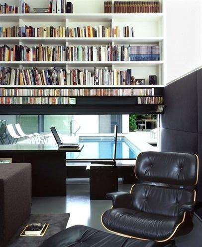 desire to inspire - desiretoinspire.net - FilipDujardin #interior #chair #design #living #room #eames