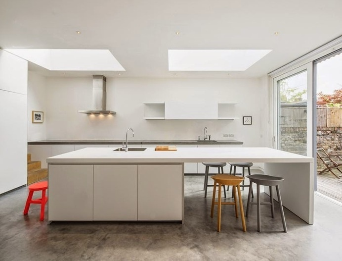 Highlever Road House by Haptic Architects #interior #kitchen #design