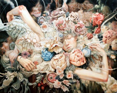 Meghan Howland   PICDIT #painting #design #color #art