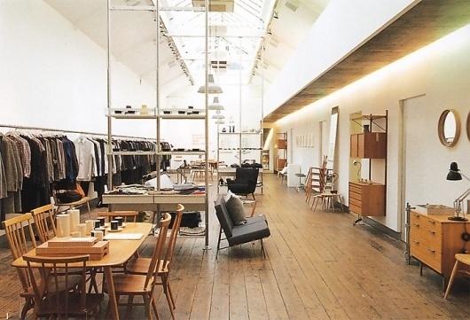 Margaret Howell's Furniture #interior #design #wood #furniture #minimal