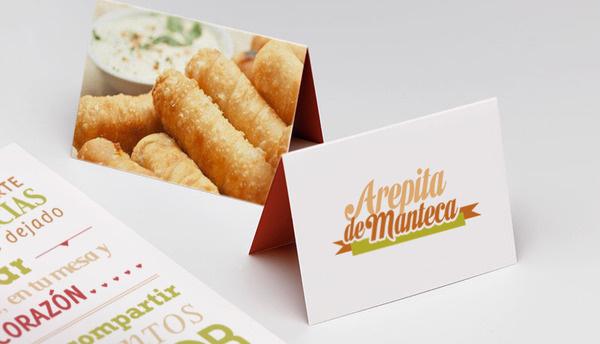 LOGOS #cards #food #arepa #buenos #logo #venezuela #personal #aires