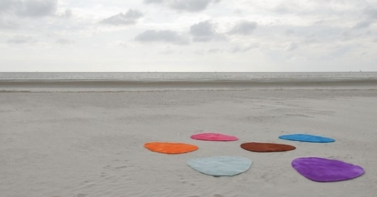 seesaw.: ina & matt. #ocean #beach #rugs #sea