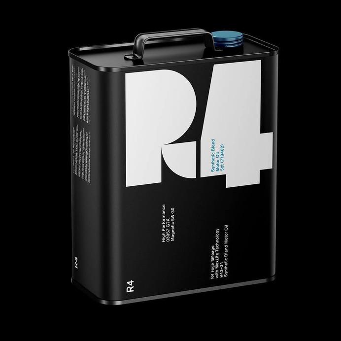 Thomas Kurppa / R4 / Packaging / 2019