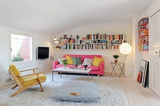 Living Large in a Small Apartment | Freshome #decoration