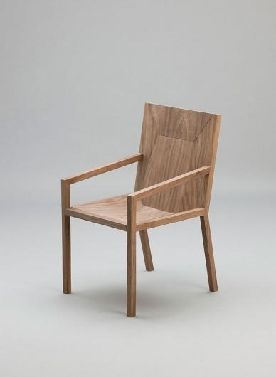 Forming History with Tino Seubert | Yatzer™ #history #nobel #seubert #chair #tino #wood #furniture #forming #prize #peace