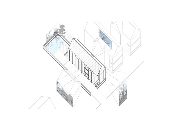 Screen & Aperture / Ben Smith #architecture #drawing