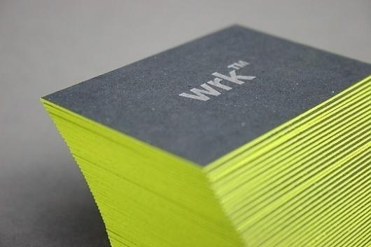 20 Fresh Business Card Inspirations #type #minimalist #card #business