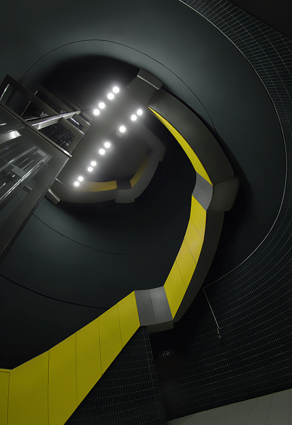Subway on Behance #abstract #photography #photo