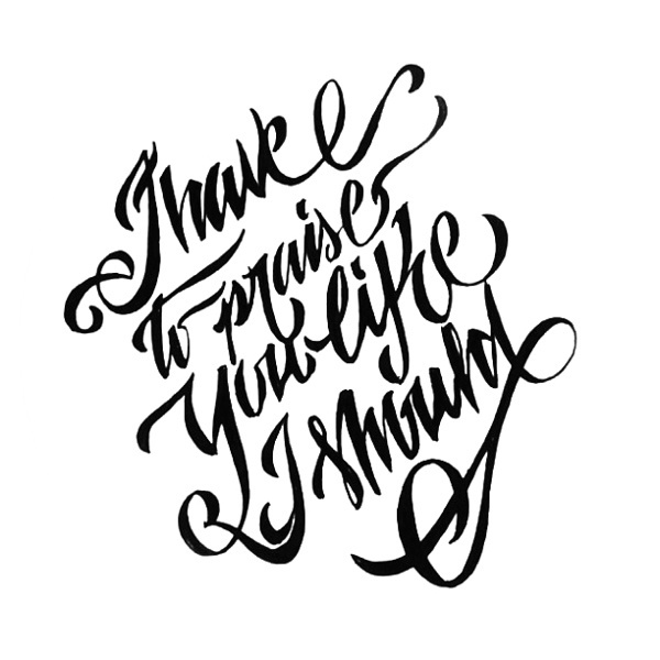 Hand Made on Behance #calligraphy #lettering #typography