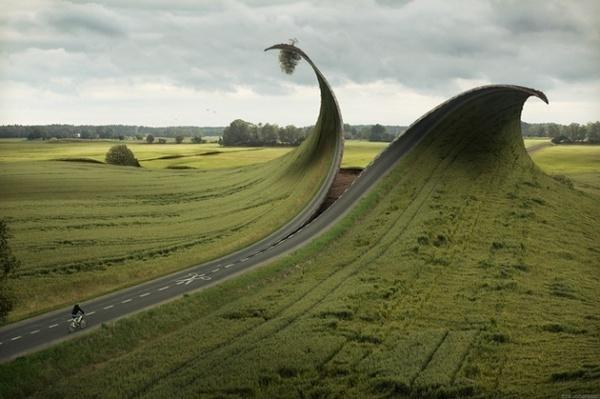 Erik Johansson #photography #manipulation #art