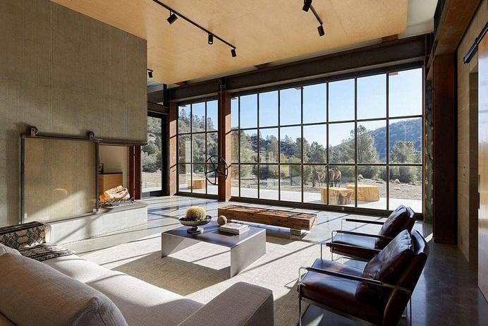 Sawmill Retreat by Olson Kundig Architects 3