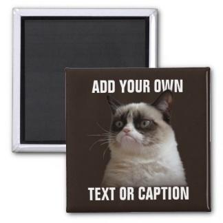 Grumpy Cat #magnets