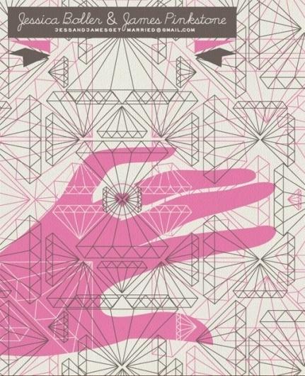 design done right. / design work life » raisenochicken Design and Illustration #card #design #graphic #invitation