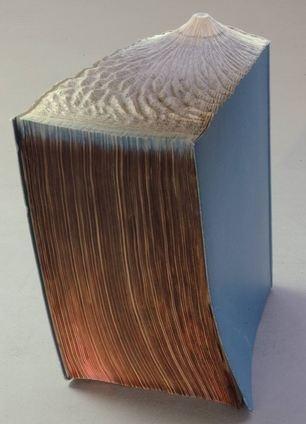 Guy Laramée - Cool Hunting #paper #book #art