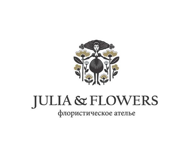 Julia #logo #identity #branding