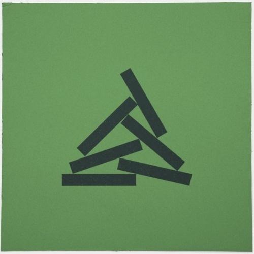Geometry Daily #geometry #print #geometric #simple #minimal #poster