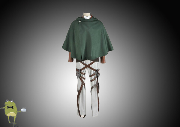Attack on Titan Rivaille Levi Cosplay Costume #rivaille #costume #levi #cosplay