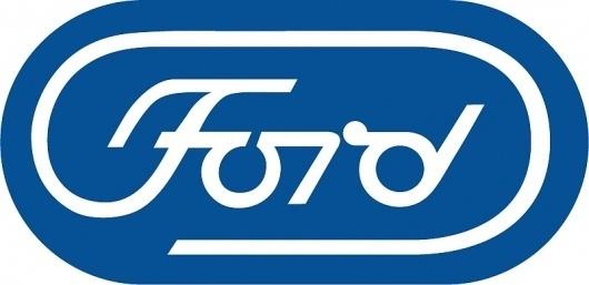 logo_ford_large.jpg (801×389) #logo #brand #design #identity