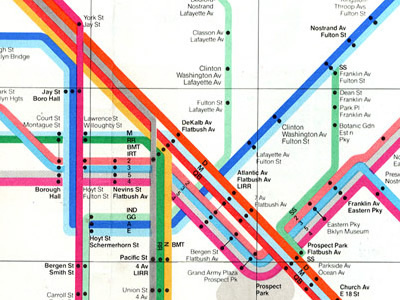 Massimo Vignelli 1972 Nyc Subway Map.Best York Subway Map 1972 Voltaireee Images On Designspiration