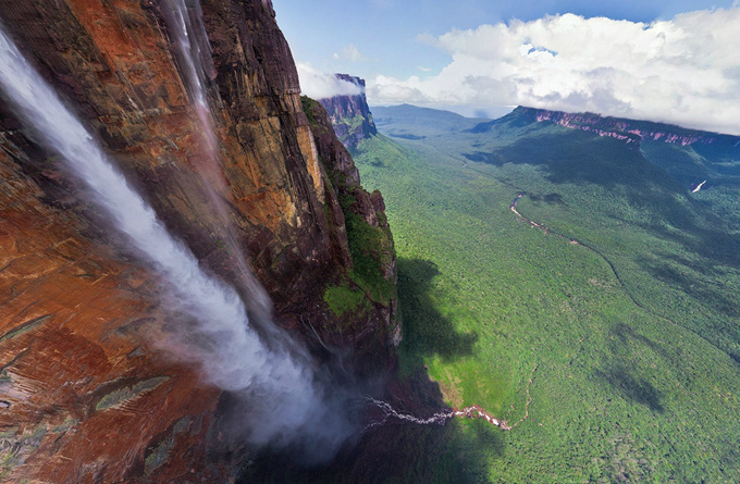 Mind blowing Waterfalls Around The World #nature #waterfall #landscape #photography