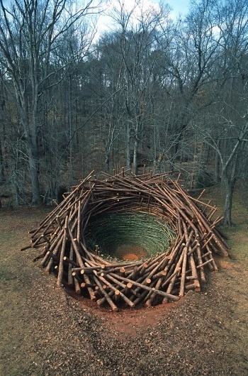 Colossal | An art and design blog. | Page 2 #sculpture #installation #birds #art #nests